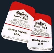 XIIº Race of Champions 1977