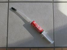 Dichtmilch-Injektor von Stan's NoTubes