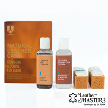 UCare Natural Leather Care Kit's 2 x 150ml oder 250ml
