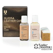 UCare Oleosa Leather Care Midi Kit