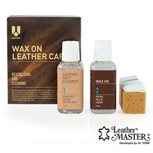 UCare WaxOn Leather Care Midi Kit