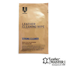 Leather Strong Cleaner Wipe Neu