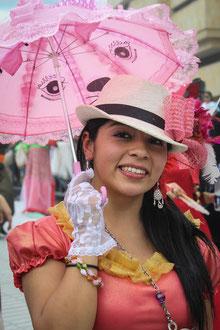Desfile Familia Castañeda 2014