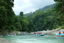 Rápidos Río Pacuare