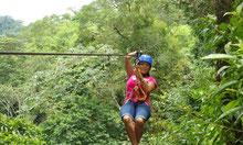 Canopy Tour - Tirolinas