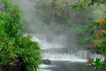 Aguas Termales Naturales del Volcan Arenal