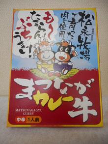 島根県益田市産_松永牛を使った「まつなが牛カレー」