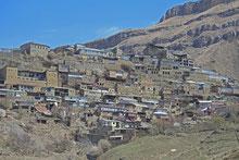 Das Bergdorf TSchoch in Dagestan