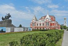 Dramentheater in Samara an der Wolga