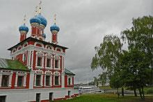 Blutkirche in Uglitsch an der Wolga
