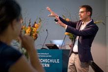 Keynotes & Moderation, impro-consult, Christopher Schneider, Generation Z