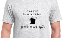 tee shirt humour homme