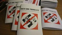 36-seitige Broschüre zum Referat