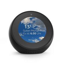 Amazon Echo Spot (schwarz)