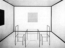 Stuhl, Miniaturstuhl, Miniaturchair, Innendesign