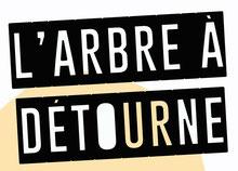 Logo l'Arbre à Détourne, spectacle de contes