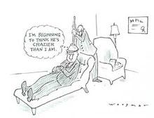 """Freund, M. (2006): """"Auf der Couch, The New Yorker Cartoons über Psychoanalyse"""""""