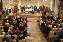 ARRIVEE ABBE DECHA - Saint-Jean-L'Evangéliste