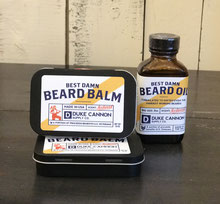 beard balm men gift item dainty dandelion made in america