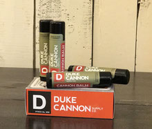 duke cannon lip balm gift item made in america dainty dandelion