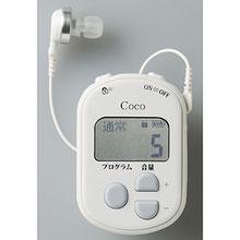 ポケット型補聴器の画像