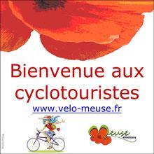 Chambres d'hôtes la Lorraine - bienvenue aux cyclotouristes