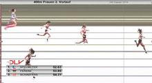 2. Vorlauf - 400m