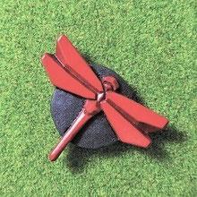 蜻蛉/真っ直ぐ前へ飛ぶ  勝虫