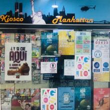 Kiosko Manhattan en Candelaria - Centro Comercial Punta Larga