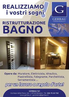 Gerbau impresa di costruzioni edili a Bolzano