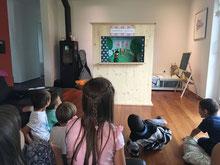 Kasperlitheater Vorstellung buchen für Kindergeburtstag
