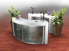 Möbeldesign ‒ Firenze Bartheken Auf+Ab 2007