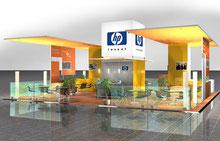 Hewlett Packard IBC Amsterdam 2005