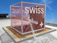 Swiss Unique Airport ZH Besucherterrasse 2004