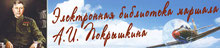 Электронная библиотека маршала А.И. Покрышкина