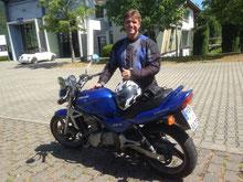 Jürgen Scheuring A2 Führerschein