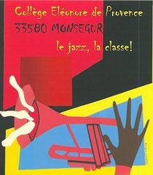 Logo Collège Eléonore de Provence, Monségur