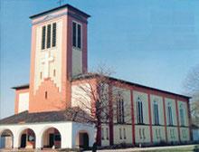 Die Matthäuskirche heute