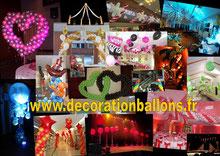 Notre site décoration de ballons