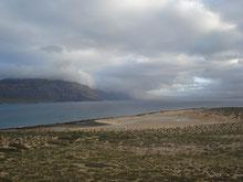 Vista de La Lagunita
