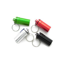Pill Thing Large Key Ring Pill Box