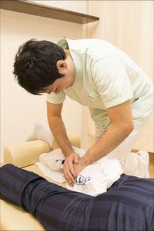 手技療法の例