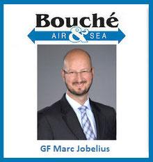 Bild GF der Bouché Air & Sea GmbH Marc Jobelius
