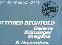 Katalog Gottfried Bechtold Porsche 911 Konzept (Catalogue) .