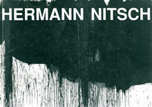 Hermann Nitsch Buch (Book).