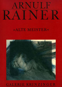 Arnulf Rainer Buch (Book).