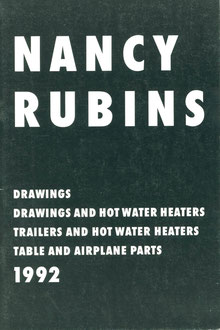 Nancy Rubins Katalog (Catalogue).