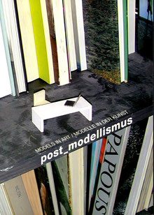 Katalog: Post-Modellismus - Models in Art. Modelle in der Kunst (Catalogue)