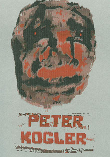 Katalog Peter Kogler (Catalogue).