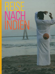 Buch Reise nach Indien (Contemporary indian Art - Book).